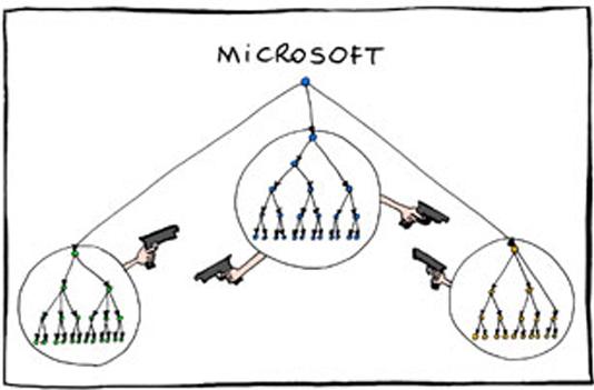microsoft org